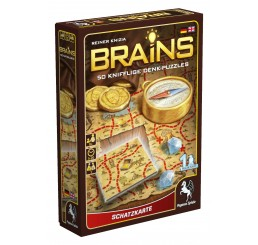 Brains - 50 knifflige Denkpuzzle