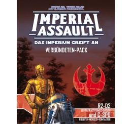 Star Wars: Imperial Assault Erw. R2-D2 und C-3PO