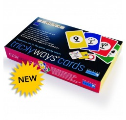 Cuboro Tricky Way CARDS